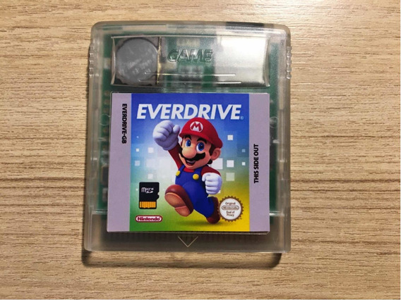 Everdrive Gameboy E Gameboy Color