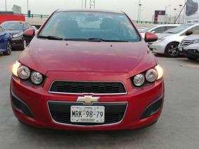 Chevrolet Sonic 2014 4p Lt 1.6 Aut
