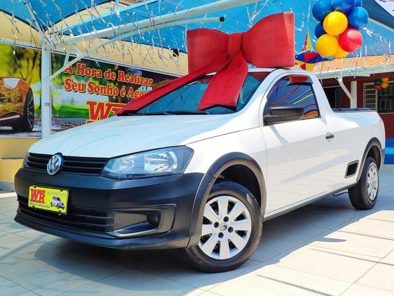 Volkswagen Saveiro 1.6 Startline Cab. Simples Total Flex 2p