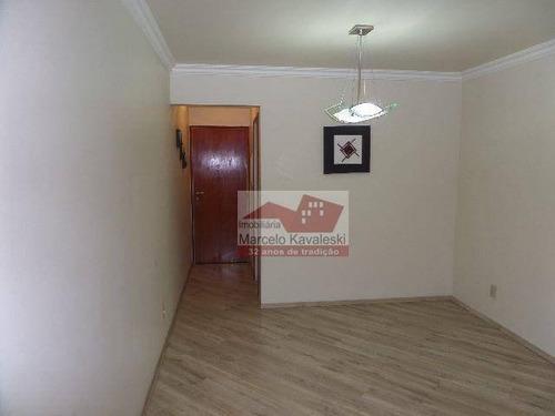 Imagem 1 de 8 de Apartamento Residencial À Venda, Ipiranga, São Paulo - Ap1762. - Ap1762