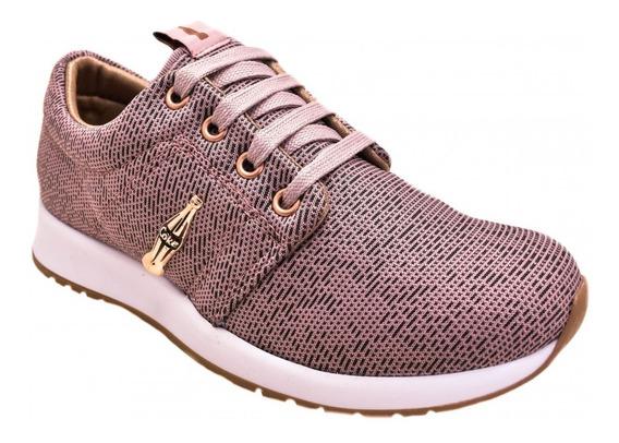 Tênis Feminino Sense Zoom Caminhada Coca Cola Shoes Original