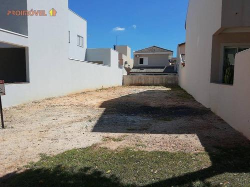 Terreno, Condomínio Aldeia De Espanha - Itu Sp - Te0424