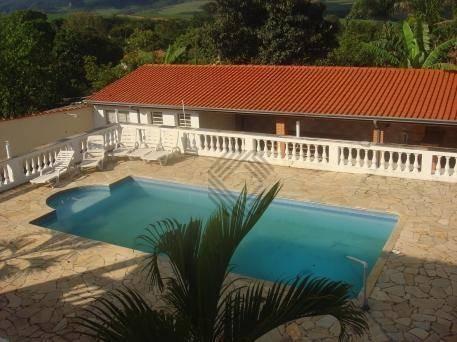 Chácara Com 4 Dormitórios À Venda, 1000 M² Por R$ 690.000,00 - Serra Verde - São Pedro/sp - Ch0420