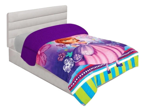 Imagen 1 de 1 de Cobertor Providencia Serenity Licencia Matrimonial Sofía flor