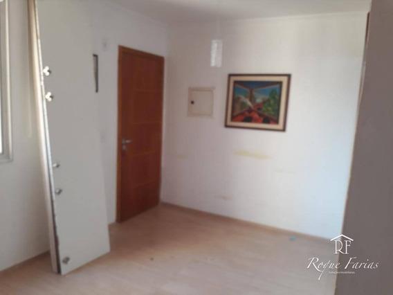 Apartamento Com 2 Dormitórios À Venda, 48 M² Por R$ 310.000 - Jaguaré - São Paulo/sp - Ap4345