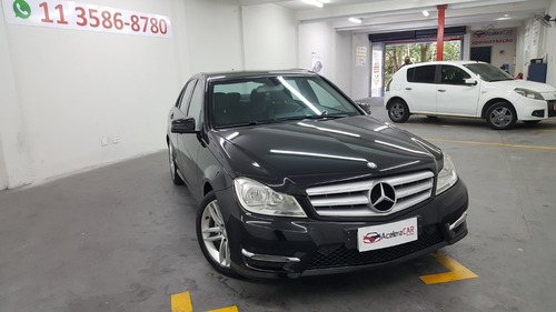 Mercedes-benz C-180 Sport 1.6 Automático Blindado