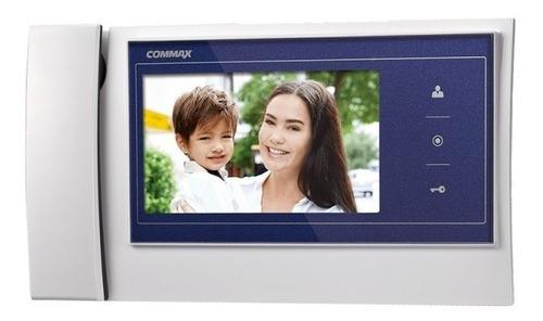 Monitor Para Video Portero Commax Color 7