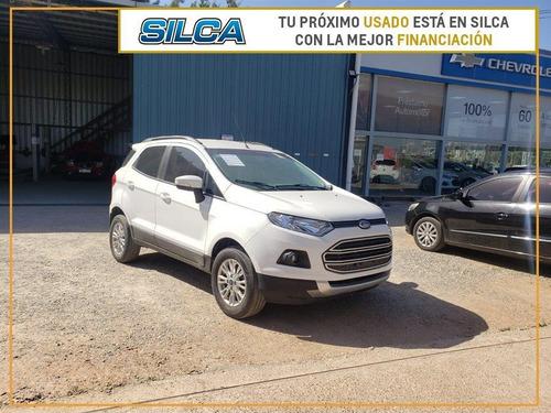 Ford Ecosport 1.6 Se 2017 Blanco 5 Puertas