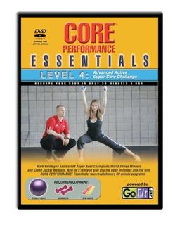 Videos De Ejercicios,gofit Core Essentials Dvd
