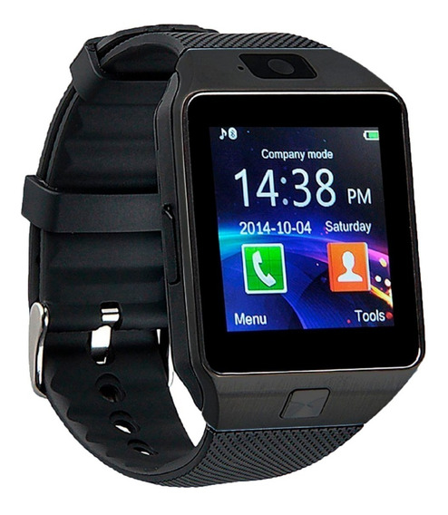 Reloj Smartwatch Dz09 Reloj Celular Bluetooth Camara