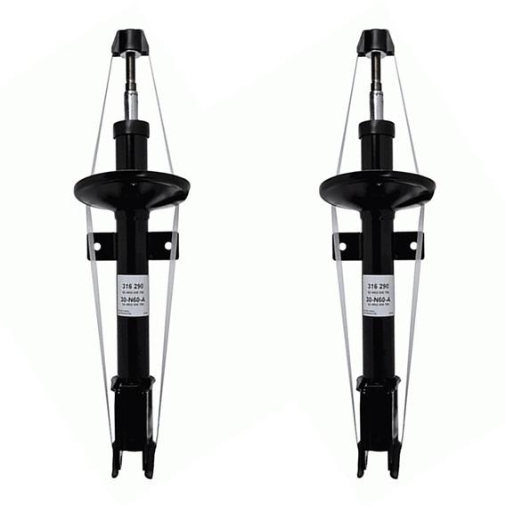 Kit X2 Amortiguadores Traseros Sachs Renault Duster 4x4 11