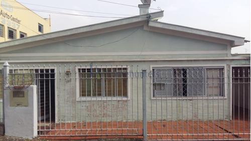 Casa Com 4 Dormitórios À Venda, 160 M² Por R$ 350.000,00 - Vila Joaquim Inácio - Campinas/sp - Ca2257