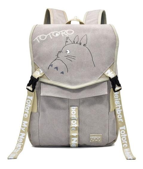 Mochila Totoro Con Tirantes Studios Ghibli Importada