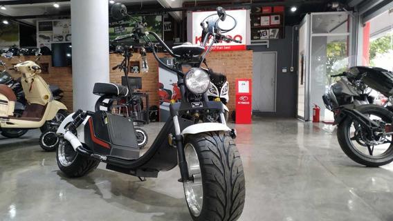 Kasia Terra Nova 3000w Scooter Electrico Sauma Motos