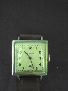 Movado,reloj De Hombre,antiguo,unico En El Sitio