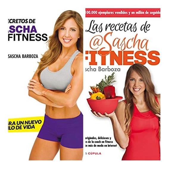 Kit Imprimible Los Secretos De Sascha Fitness + Recetas