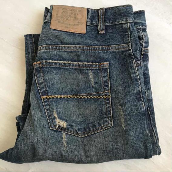 Pantalones Y Jeans Abercrombie Para Hombre Mercadolibre Com Mx