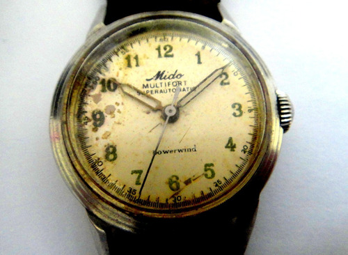 Relógio Mido Multifort Superautomático Powerwantigo Perfeito