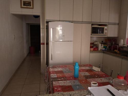 Imagem 1 de 14 de Casa Com 2 Dormitórios À Venda, 90 M² Por R$ 305.000 - Jardim Santa Cristina - Santo André/sp - Ca0841