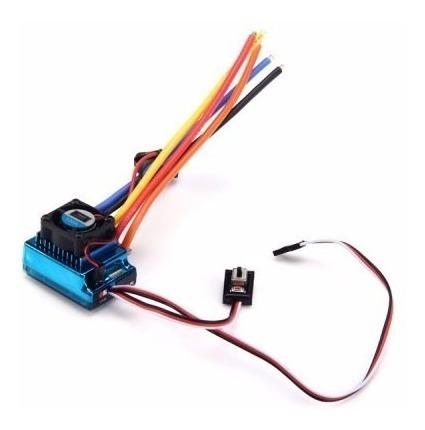Esc 120a Re Sensored Automodel Eletrico 1/8 1/10 Traxxas