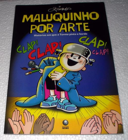 Hq Maluquinho Por Arte - Ziraldo
