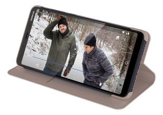 Funda Flip Cover Entertainment Nokia 3.1 Plus