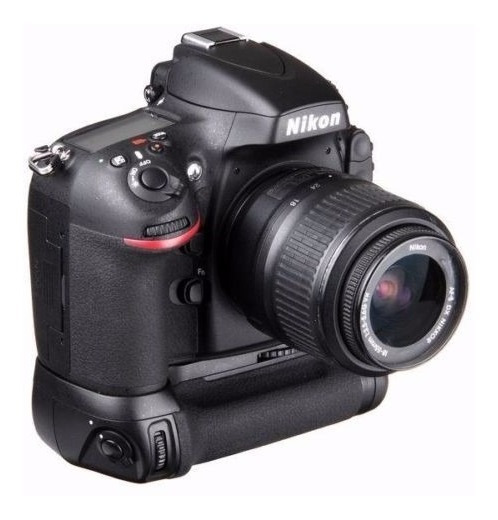 Grip Para Câmara Nikon D800 / D800e / D810 - Mb-d12