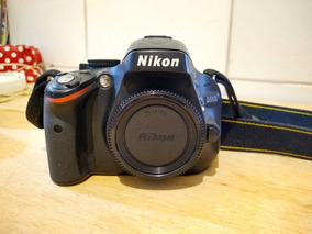 Camera Nikon D5100 Apenas Corpo (sem O Circuito) 741