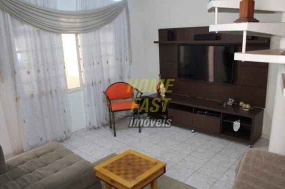 Sobrado Com 3 Dormitórios À Venda, 295 M² Por R$ 580.000,00 - Vila Augusta - Guarulhos/sp - So0683