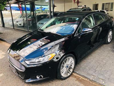 Ford Fusion 2.0 Titanium Awd 16v Gasolina 4p Automático