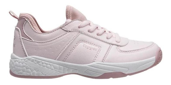 Topper Zapatillas Kids - Atlas Rosa