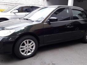 Civic Lxl 1.7130cc 2005 Revisado Novo !!!