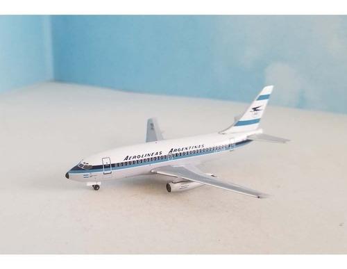 Miniatura Aeroclassics 1:400 Aerolineas Argentinas B 737-200