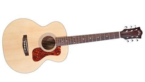 Guitarra Electroacustica Guild Jumbo Junior + Funda Rd Music