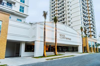 Apartamento Garden No Soleil Curitibano!!