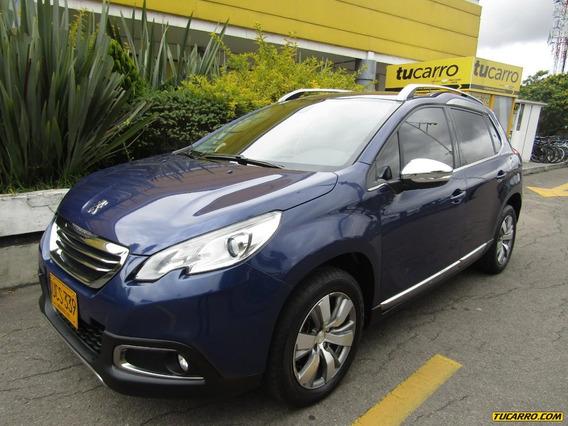 Peugeot 2008 1.6 Allure T.p