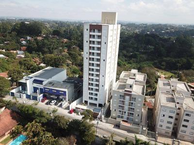 Apartamento Com 2 Dormitórios Para Alugar, 57 M² Por R$ 2.000/mês - Granja Viana - Carapicuíba/sp - Ap4457