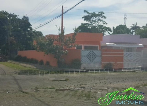 Casa Térrea Com 2 Dormitórios A 3000 Metros Da Praia
