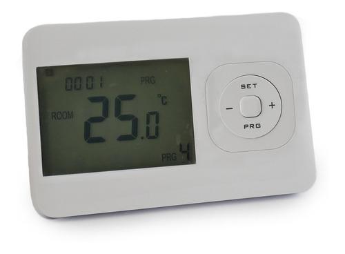 Termostato Wifi Inalámbrico Programable Htw-31-wkt13-wf