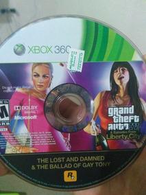 Gta Episodes From Liberty City Xbox 360 Original