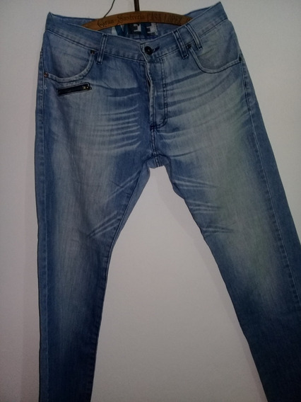 Jeans Vete Al Diablo 44 Hombre