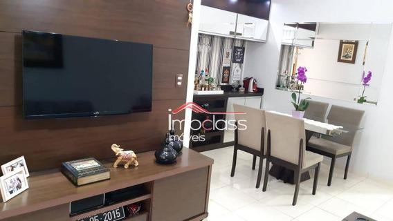 Apartamento Com 2 Dormitórios À Venda, 60 M² Por R$ 250.000 - Jardim Marajoara - Nova Odessa/sp - Ap0801