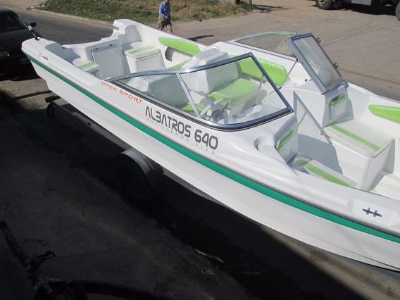 Tracker Albatros 640 Open Sport Matrizado, Financiamos.