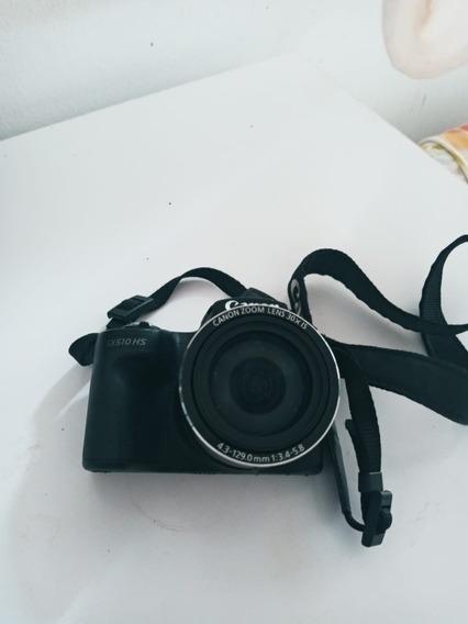 Câmera Canon Power Shot Sx510hs Wifi