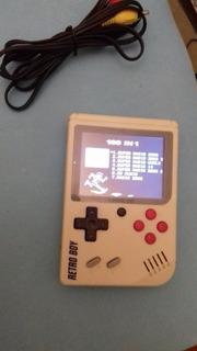 Consola Level Up Retroboy 8 Bits/168 Juegos