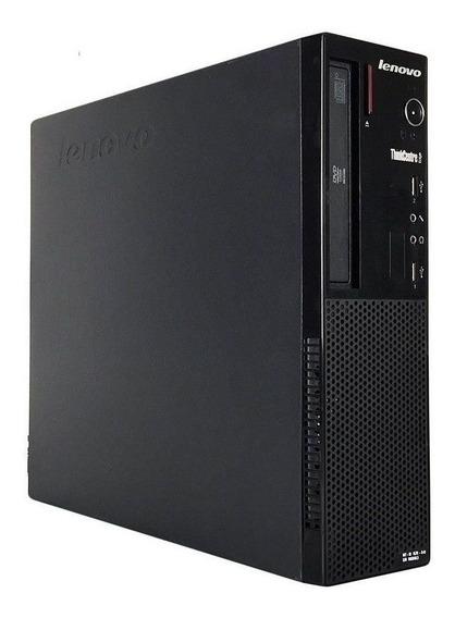 Cpu Desktop Lenovo Edge 71 Core I5 4gb Ram Hd 250gb Wifi