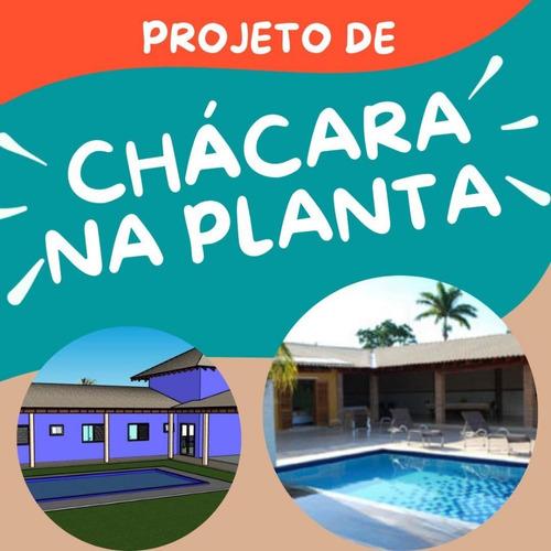 Imagem 1 de 7 de Investimento Certeiro  Chácaras No Interior De Sp