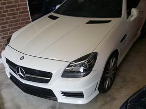 Mercedes Benz Slk Amg 55 V8 Blanca Linea Nueva 11800km At