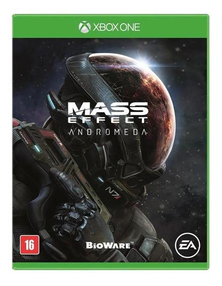 Mass Effect Andromeda - Xbox One - Novo - Lacrado - Física