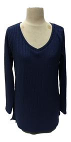 Sweater Remeron Frizado De Mujer